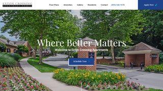 Exton Crossing Resident Portal Portal Addresources
