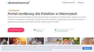 Niemczech w polakow randkowe portale dla Portal randkowy