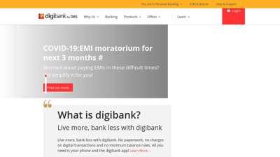 Digibank Online Login Portal Addresources